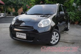 2011 Nissan MARCH 1.2 E AT
