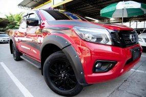 รถกระบะ มือสอง 2018 Nissan Navara NP300  2.5 Calibre E Black Edition  รถมือสอง