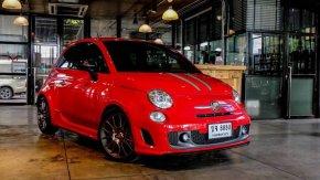 ขายรถ Fiat abarth 695 tributo to ferrari