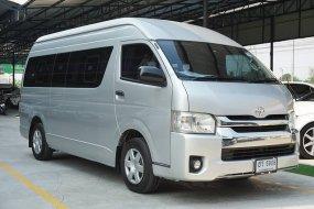 ขายรถมือสอง 2014 Toyota COMMUTER 2.5 รถตู้/MPV