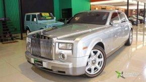 2011 Rolls-Royce Phantom Drophead รถเก๋ง 4 ประตู  รถมือสอง