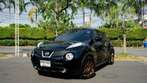 รถมือสอง 2014 Nissan Juke 1.6 V รถเก๋ง 5 ประตู