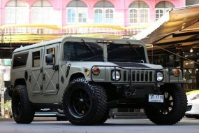 Hummer H1 Alpha Wagon รถมือสอง