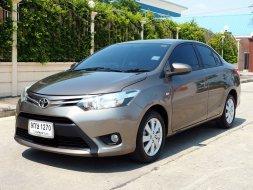 2014 Toyota VIOS 1.5 E รถเก๋ง 4 ประตู   ตลาดรถรถมือสอง