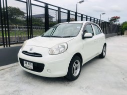 Nissan March 1.2 EL AT ปี2012