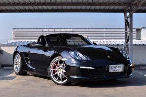 Porsche Boxster ปี 2013 ตลาดรถรถมือสอง