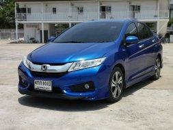 2015 Honda CITY 1.5 SV+ i-VTEC รถเก๋ง 4 ประตู