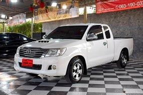 รถยนต์มือสอง 2013 Toyota Hilux Vigo Champ รถกระบะ