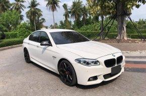 BMW 525D F10 2.0 MSport Sedan ปี 2016  รถยนต์มือสอง