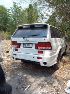 1999 Ssangyong Musso 3.2 500 Limited 4WD รถเก๋ง 5 ประตู