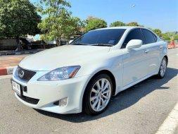 ขาย รถมือสอง 2008 Lexus IS250 2.5 Premium รถเก๋ง 4 ประตู