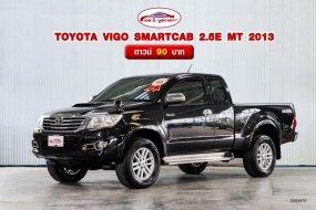 🚗TOYOTA VIGO SMARTCAB 2.5E MT 2013 รถยนต์มือสอง