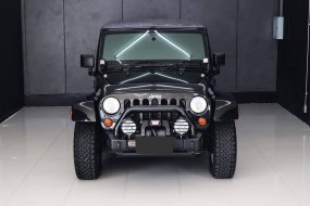 ขาย Jeep Wrangler Sahara ปี 2013  รถมือสองราคาดี