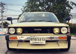 """รถมือสอง สายเรโทร นักเลง 80"""" KE70 TOYOTA COROLLA DX ตากลม ปี 1980"""