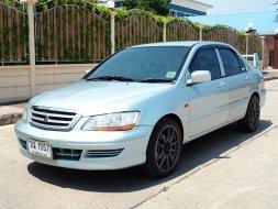 ขาย รถมือสอง 2002 Mitsubishi LANCER 1.6 Cedia GLXi รถเก๋ง 4 ประตู