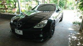 ขายดีรถมือสอง Mercedes-Benz SLK350 AMG