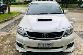 2015 Toyota Fortuner 3.0 TRD Sportivo 4WD SUV