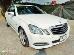 ขายรถเก๋ง Mercedes-Benz E250 CGI BlueEFFICIENCY รถมือสอง