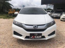 ขายฮอนด้าซิตี้ 1.5 S เกียร์ออโต้ สีขาว ปี2015 รถยนต์มือสอง