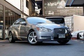 Jaguar XF 3.0 Premium Luxury รถออกศูนย์  ปี 2009 ตลาดรถรถมือสอง