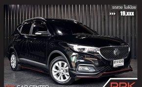 ตลาดรถรถมือสอง   2018 Mg ZS 1.5 D รถเก๋ง 5 ประตู