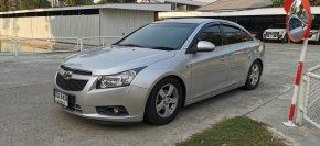 ขายดี รถมือสอง 2011 Chevrolet Cruze 1.6 LT รถเก๋ง 4 ประตู