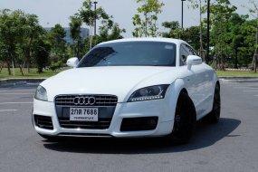 ขายดี รถมือสอง 2008 Audi TT S line รถเก๋ง 2 ประตู