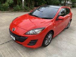 รถยนต์มือสอง  รุ่นหายาก 5 ประตูรถบ้านแท้มือ 1 ปี 2013 Mazda 3 1.6 S+ หลังคาดำ