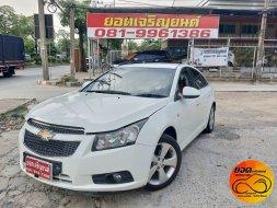 ขายรถ 2012 Chevrolet Cruze 1.8 LTZ รถเก๋ง 4 ประตู