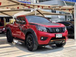 2019 Nissan NP 300 Navara 2.5 Calibre E Black Edition รถกระบะ