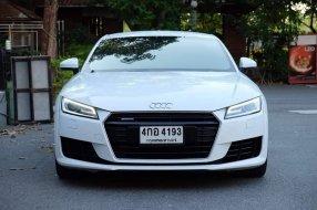 Audi TT 2.0 Quattro ปี 2016