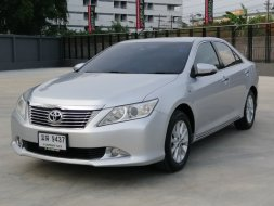 Toyota Camry 2.0 G AT ปี2012