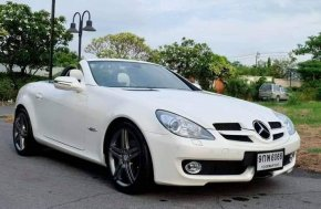 Mercedes Benz R171 SLK SLK200 Kompressor 2LookEdition ปี 2010