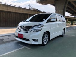 Toyota Vellfire 2.4 V AT ปี 2010