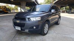 Chevrolet Captiva 2.4 LS AT ปี2012