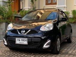 2019 Nissan MARCH 1.2 E รถเก๋ง 5 ประตู