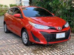 2019 Toyota YARIS 1.2 J รถเก๋ง 5 ประตู