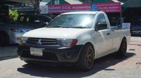 ขายรถมือสอง 2011 Mitsubishi TRITON 2.4 CNG Single Cab Pickup MT