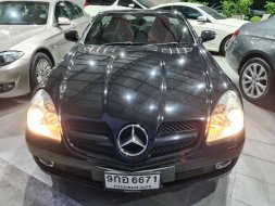 2008 Mercedes-Benz CLK200 Avantgarde รถเปิดประทุน