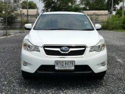SUBARU 2.0 XV AWD CVT TOP สีขาว  ปี 2012