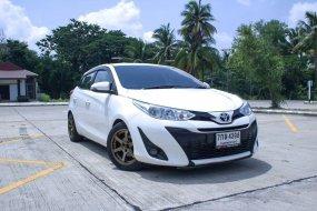 2018 Toyota Yaris Ativ 1.2 E รถเก๋ง 5 ประตู