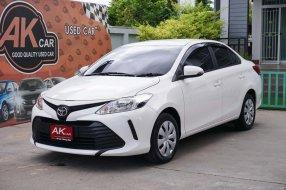 2016 Toyota VIOS 1.5 J รถเก๋ง 4 ประตู ฟรีดาวน์ ไมล์แท้