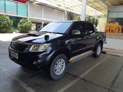 2013 Toyota Hilux Vigo 2.5 Double Cab E Prerunner VN Turbo รถกระบะ