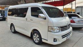2012 Toyota Ventury 2.7 G รถตู้/MPV