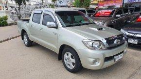 2009 Toyota Hilux Vigo 2.5 G รถกระบะ