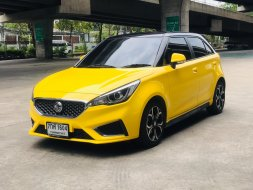 MG New MG 3 1.5 V Sunroof i-Smart Hatchback AT 2018