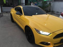 FORD MUSTANG 2.3 ECOBOOST 2O16