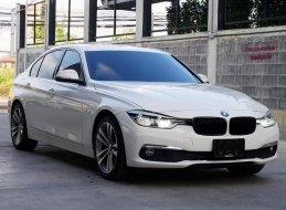 BMW 320 d หรูแฝดเพาเวอร์เทอร์โบดีเซล 8 สปีดของฉัน 2017 F30