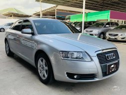 AUDI A6 2.4 (4F) SUNROOF AT ปี 2009 (รหัส RCAD09)