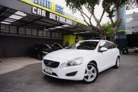ขายรถ 2013 Volvo V60 1.6 DRIVe รถเก๋ง 5 ประตู